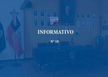 INFORMATIVO N°19